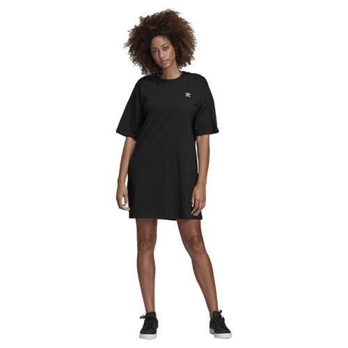 Vestido Adidas Originals Trefoil Feminino
