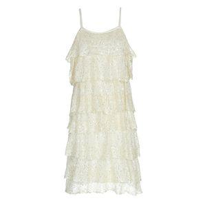 Vestido Alicia Off White/g