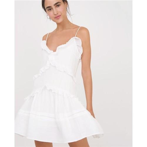 Vestido Babadinhos Offwhite G