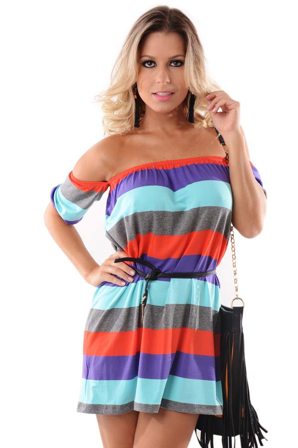 Vestido Ciganinha VE0556 - P