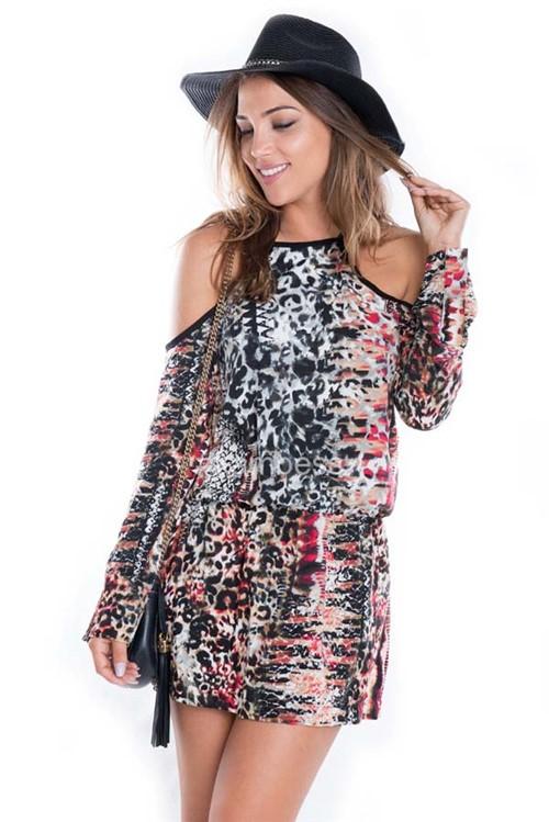 Vestido Ciganinha VE1127 - M