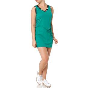 Vestido Curto Feminino Autentique Verde GG
