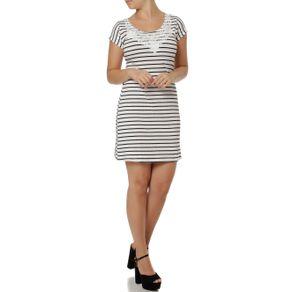 Vestido Curto Feminino Branco G