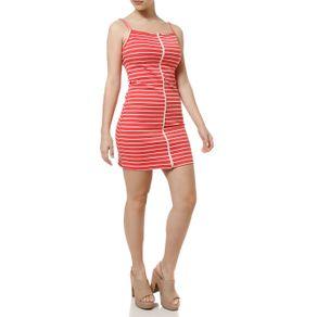 Vestido Curto Feminino Coral GG