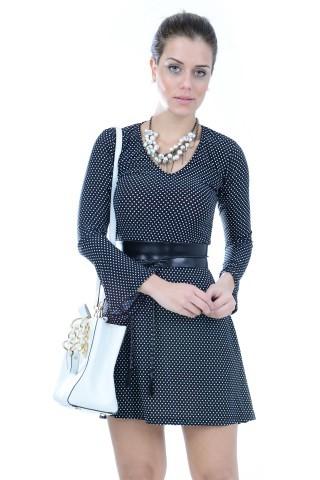 Vestido de Poá VE0674 - M