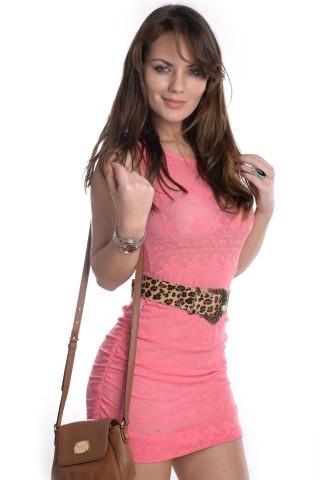Vestido de Renda 021770 - M