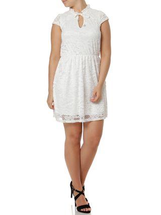 Vestido Feminino Autentique Branco