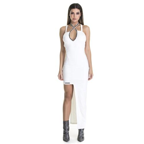 Vestido Feminino Fresh Congratulations White - P