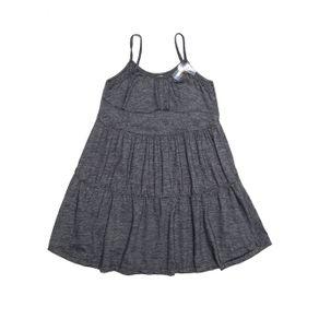Vestido Infantil para Menina - Preto 10