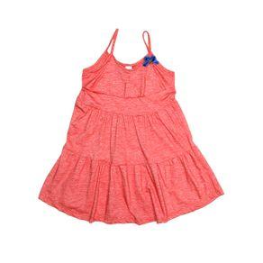 Vestido Infantil para Menina - Rosa 12