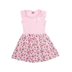 Vestido Infantil para Menina - Rosa 6