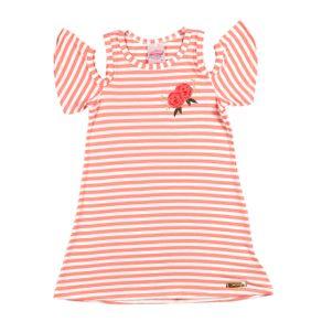 Vestido Infantil para Menina - Rosa 8