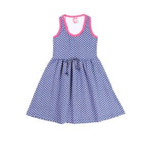 Vestido Juvenil para Menina - Azul 10