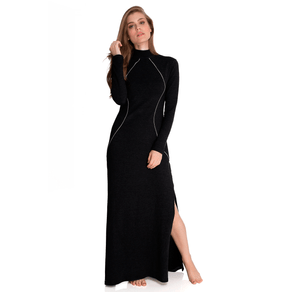 Vestido Longo Malha Melissa