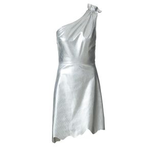 Vestido Martha Prata/42