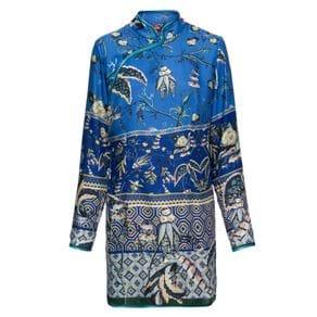 Vestido Menezio Frs Azul/g