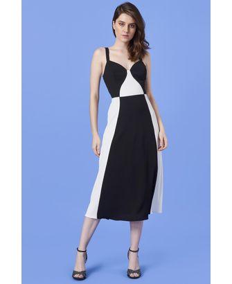 Vestido Midi Recortes Pb