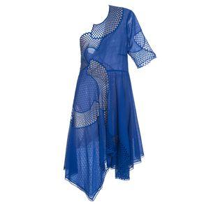 Vestido Noah Stella Mccartney Azul/38
