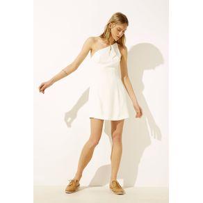 Vestido Ombro só White Off White - 38