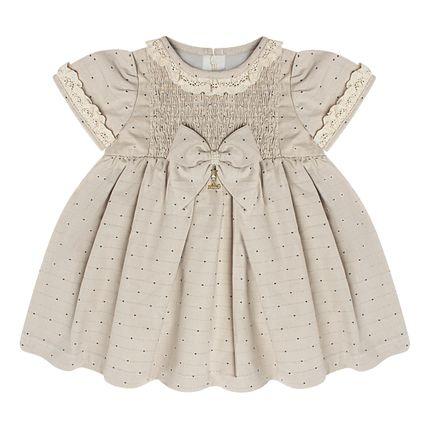 Vestido para Bebê Provence - Roana