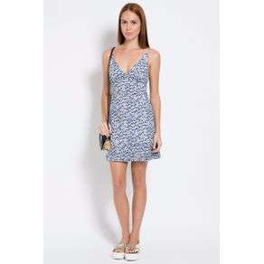 Vestido Pic Nic Est.Dynasty Marinho - 34