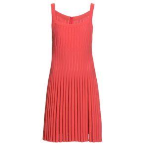 Vestido Tricot Alaia Vermelho/40