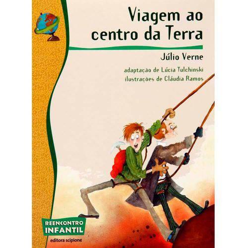 Viagem ao Centro da Terra - Reencontro Infantil 1ª Ed.