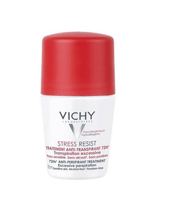 Vichy Desodorante Antitranspirante Stress Resist Roll On 72h 50ml