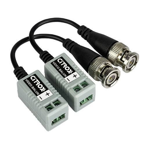 Video Balun Citrox 4x1 Cx-4608 250/200