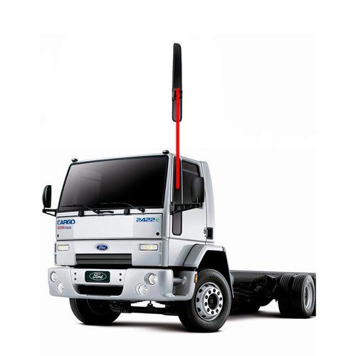Vidro Lateral Ford Cargo 86 a 2012 Inteiro Lado Esquerdo