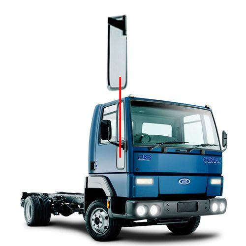 Vidro Lateral Inferior Ford Cargo 85 a 2010 Lado Direito