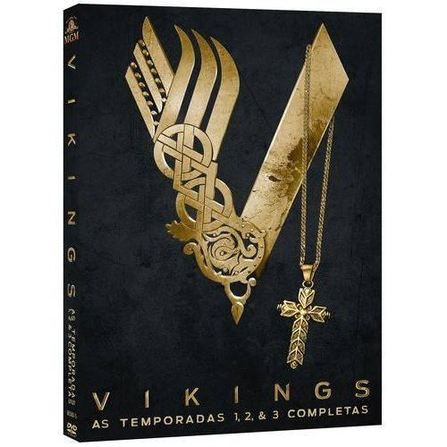 Vikings - 1ª 2ª e 3ª Temporadas Completas