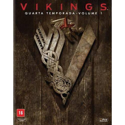 Vikings - 4ª Temporada, V.1 (Blu-Ray)