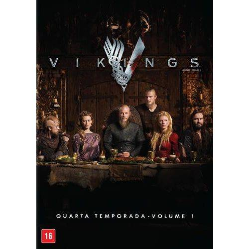 Vikings - 4ª Temporada, V.1
