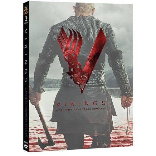 Vikings - 3ª Temporada Completa