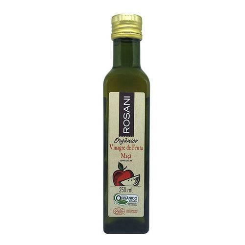 Vinagre de Maçã Orgânico Rosani 250ml