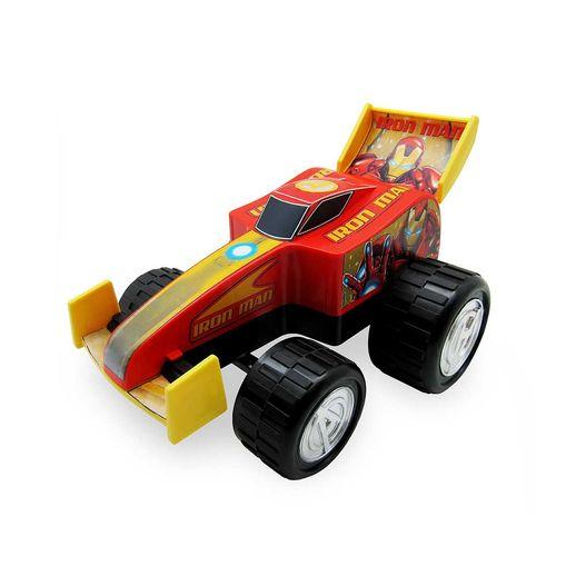 Vingadores Fórmula Monster Roda Livre 28 Cm Homem de Ferro - Toyng