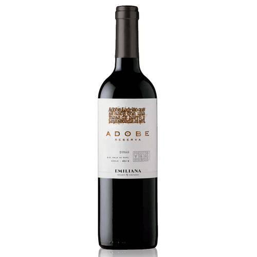 Vinho Adobe Syrah Tinto 750 Ml