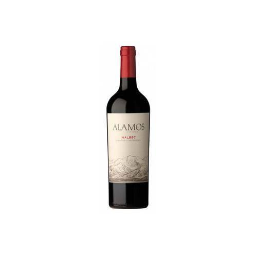 Vinho Alamos Malbec 750 Ml Tinto - Argentino