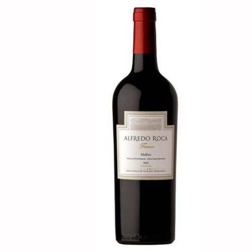 Vinho Alfredo Roca Fincas Malbec Tinto - Argentina - 750ml