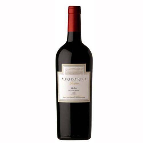 Vinho Alfredo Roca Fincas Merlot Tinto - Argentina - 750ml