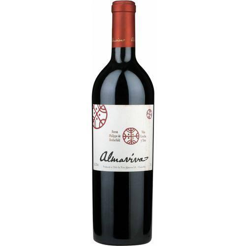 Vinho Tinto Chileno Almaviva 2013 750ml