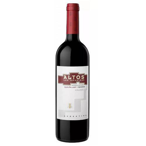 Vinho Altos Hormigas Gualtallary Tinto 750 Ml