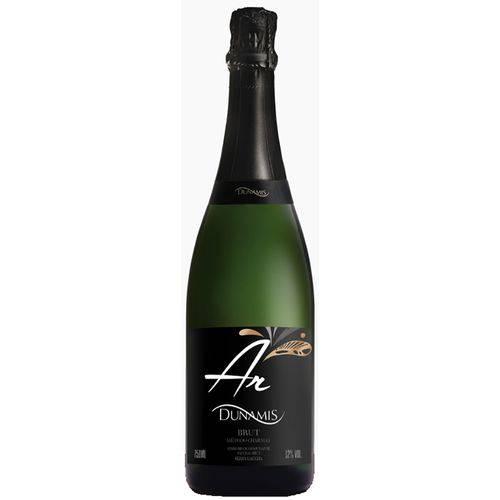Vinho Ar Espumante Brut Dunamis Branco 750 Ml