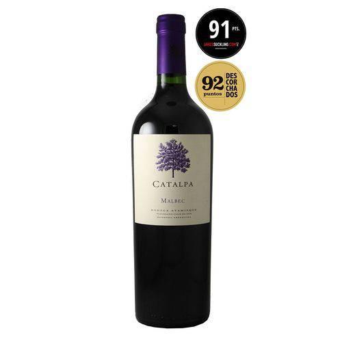 Vinho Argentino Atamisque Catalpa Malbec 750ml
