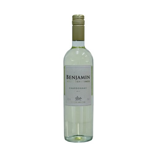 Vinho Argentino Benjamin Nieto 750ml Chardonnay