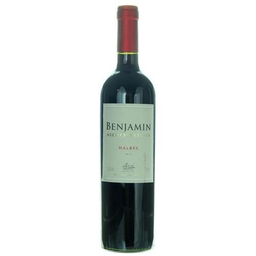 Vinho Argentino Benjamin Nieto 750ml Malbec