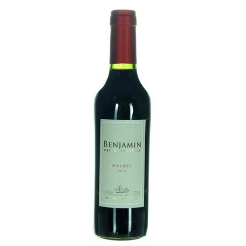 Vinho Argentino Benjamin Nieto 375ml Malbec