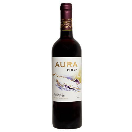 Vinho Aura Piren Cabernet Sauvignon 750ml