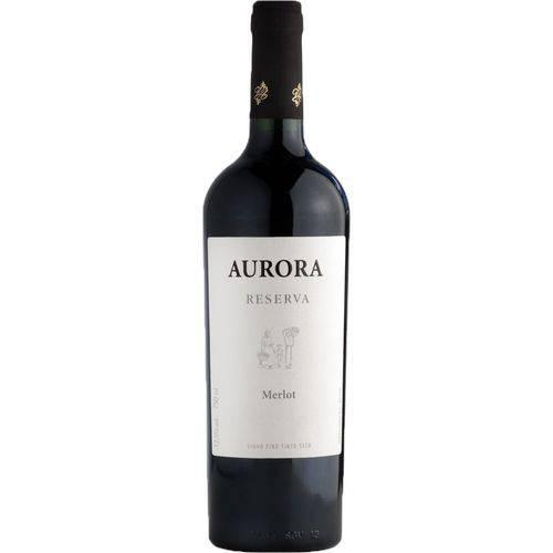 Vinho Aurora Reserva Merlot 750ml